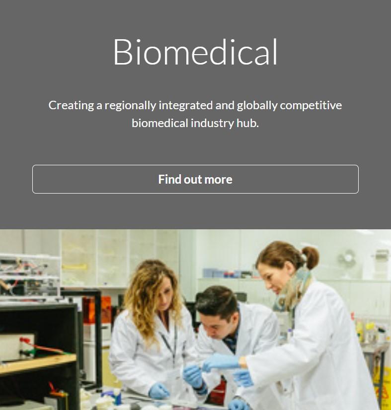 Queensland Priority Industries - Biomedical