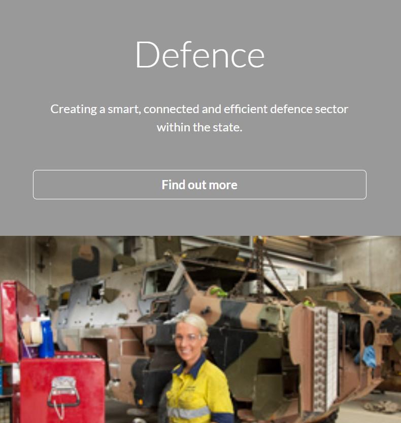 Queensland Priority Industries - Defence