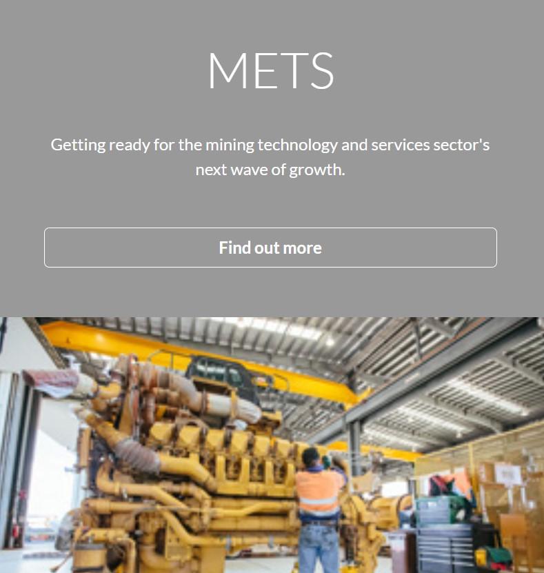 Queensland Priority Industries - METS
