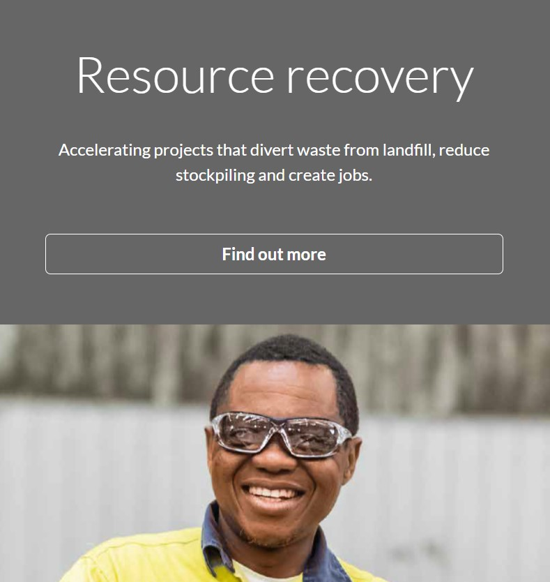 Queensland Priority Industries - Resource Recovery