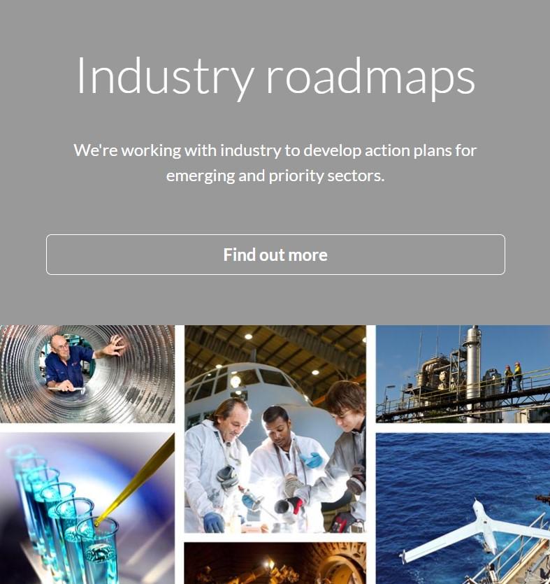 Queensland Priority Industries - Industry Roadmap