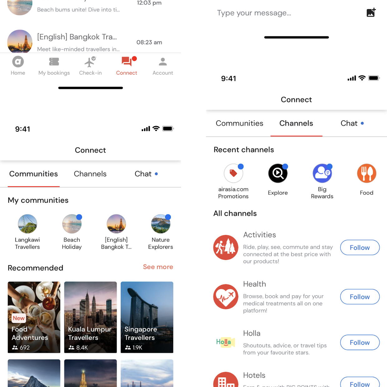 Transform an app into a travel and lifestyle community