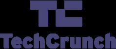 The logo for Tech Crunch