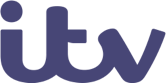 The logo for ITV