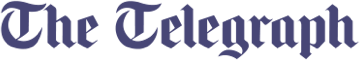 The logo for The Telegraph  newspaper