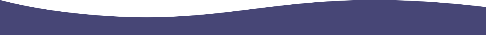 A curved purple and light blue background