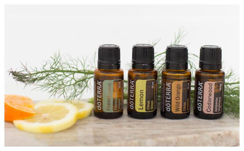 doTERRA citrus oils