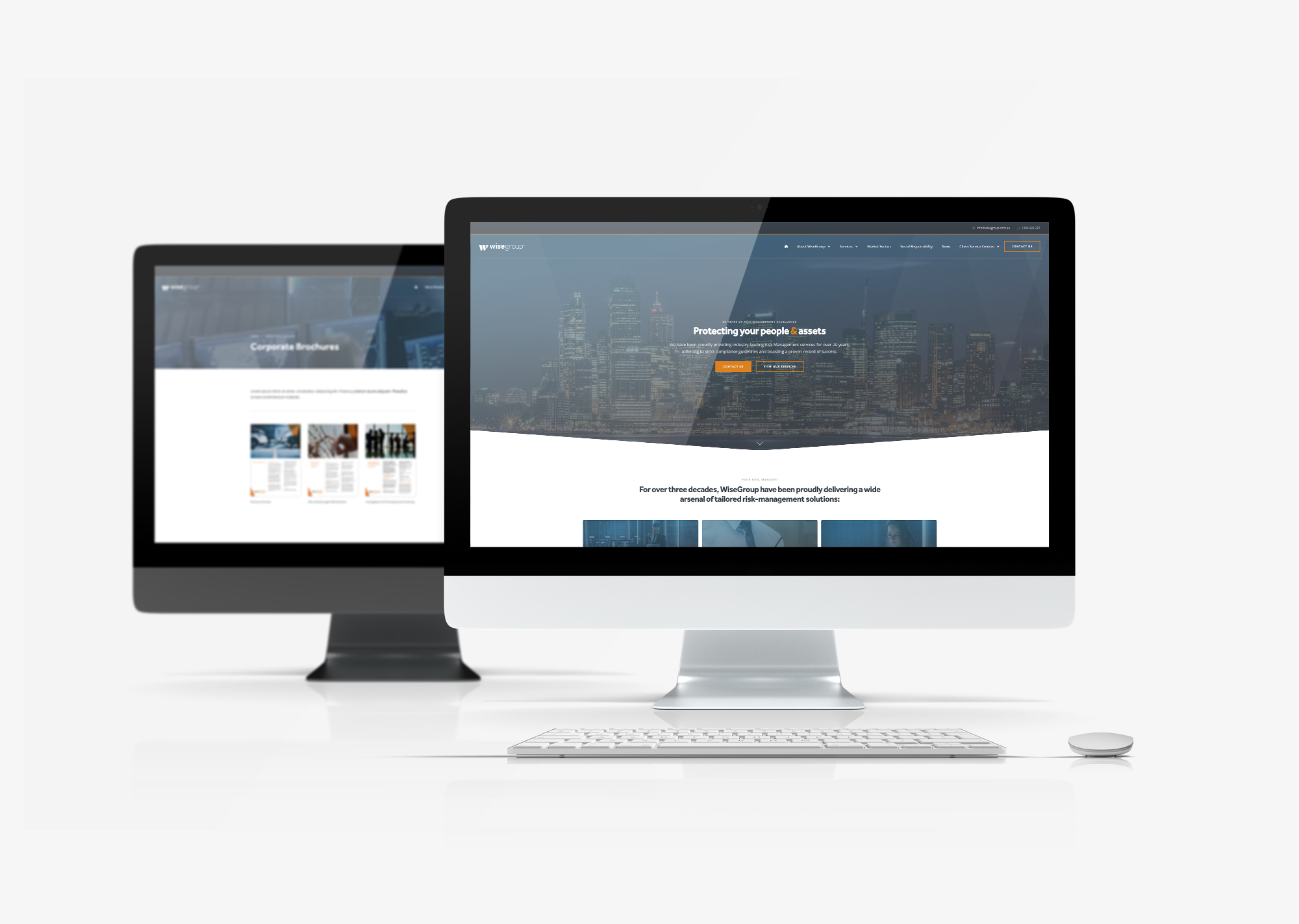 Wise Group is excited to announce the launch of our new website.