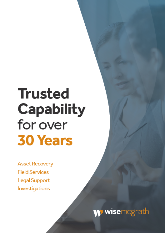 Recovery Services, Field Services & Legal Support