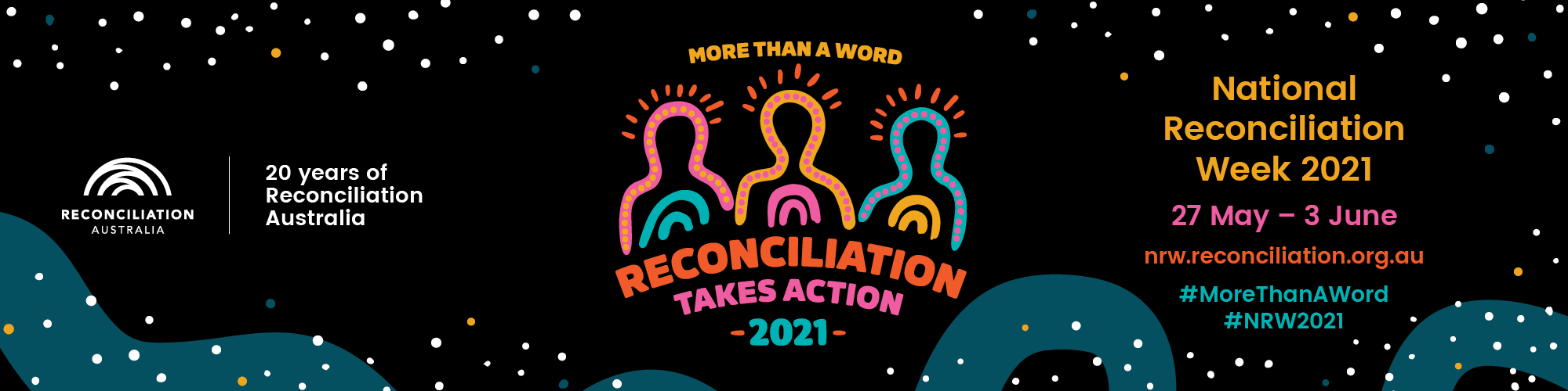 Thursday the 27th of May marks the beginning of National Reconciliation week for 2021.