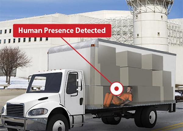 Stowaway / Human Presence Detection System