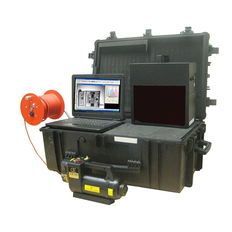 Digital CCD Portable X-Ray System