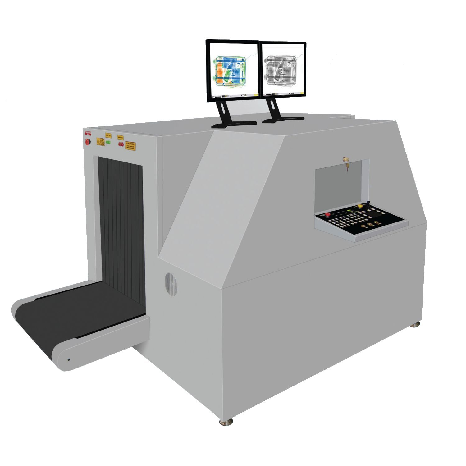 WGIS5878 X-Ray Baggage Scanner