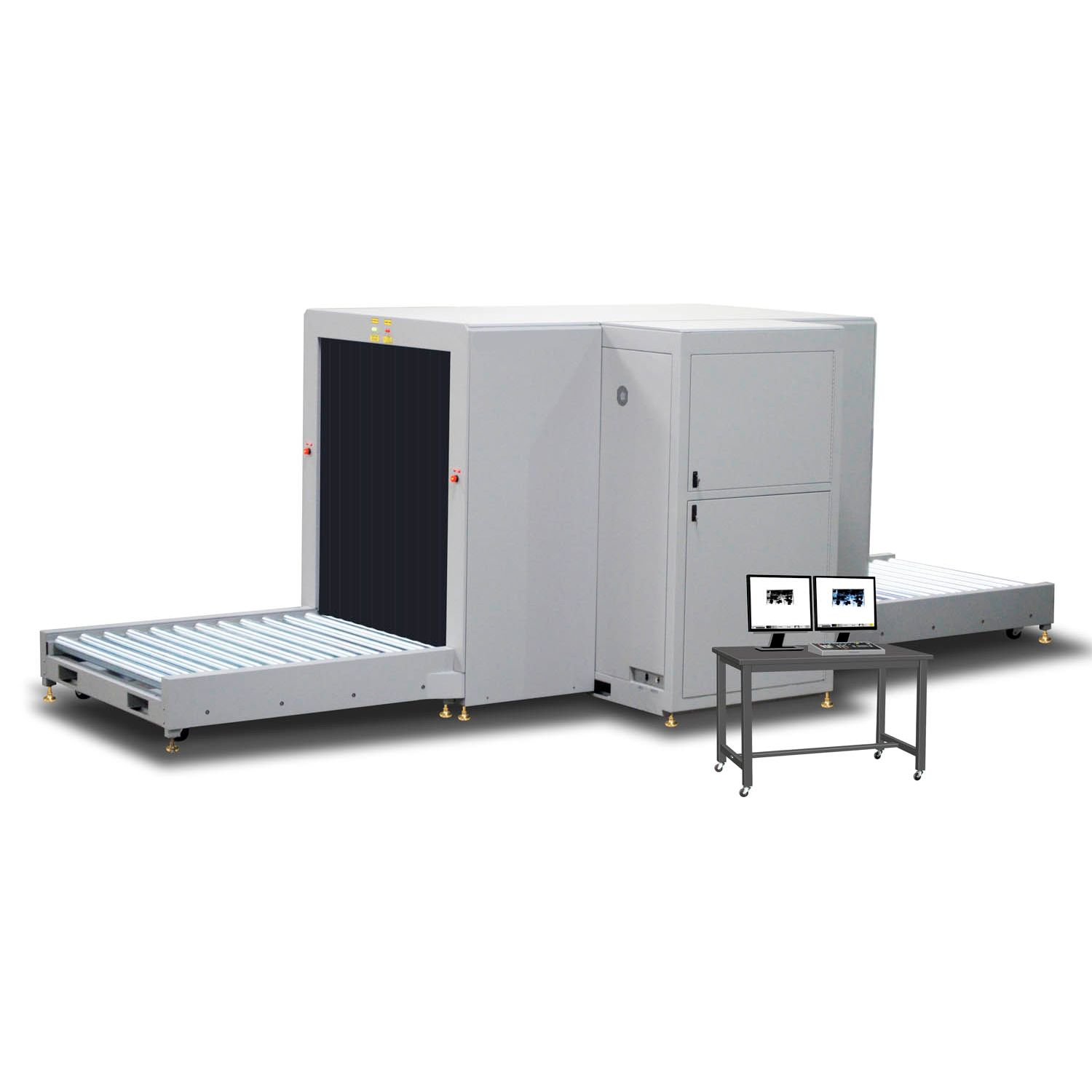 WGIS1517 X-Ray Cargo & Pallet Scanner