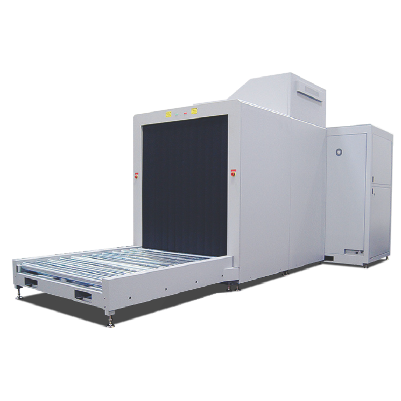 WGIS1517DV Dual View X-Ray Pallet & Cargo Scanner