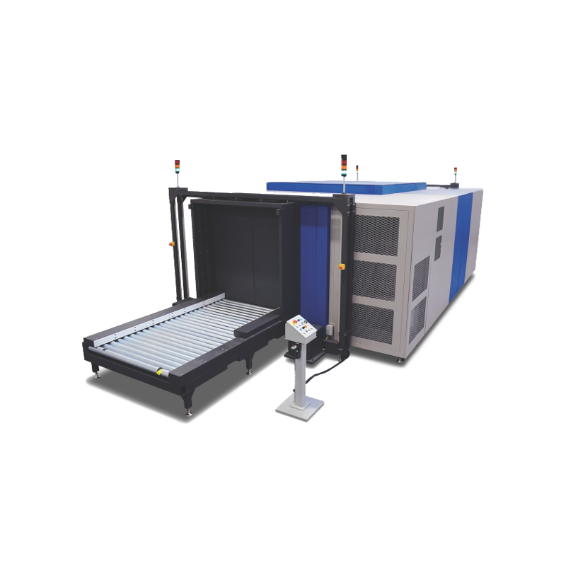 MV CT X-Ray Pallet & Cargo Scanner