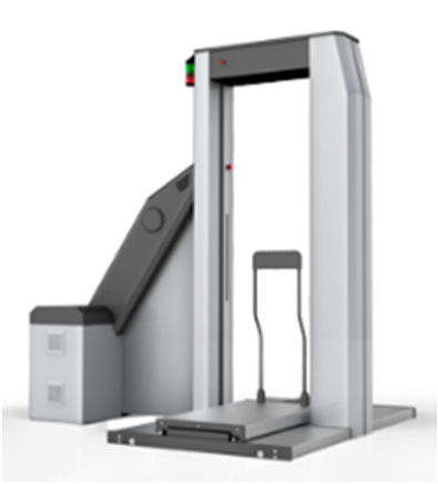 CP Dual View Full Body Screening System