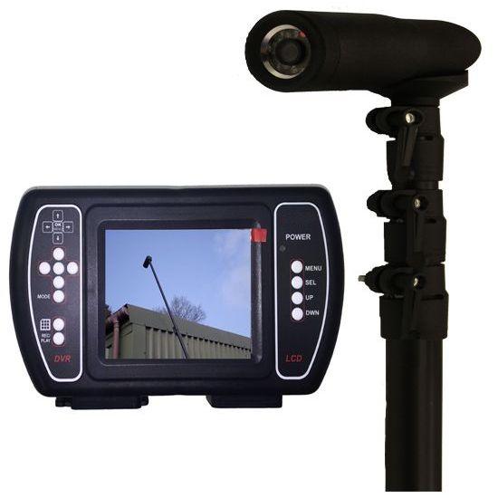 Under Vehicle Portable CCTV Inspection Unit