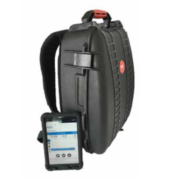 Advanced Backpack Radioisotope Identifier