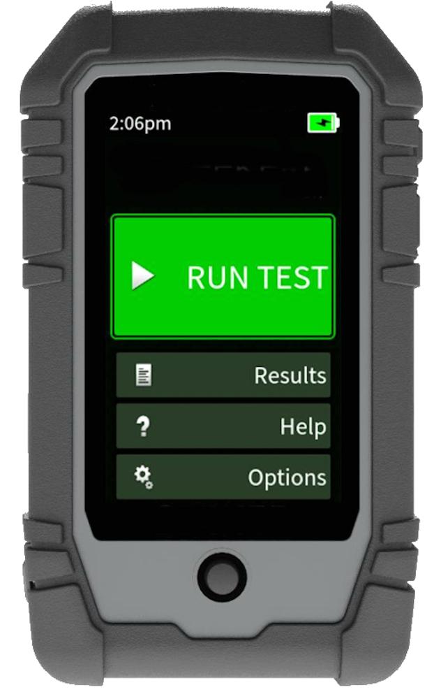 Handheld Narcotics Detector