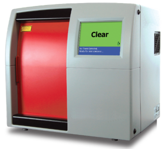 Liquid Screening Scanner
