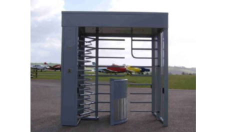 Combined Pedestrian & Cycle Turnstile