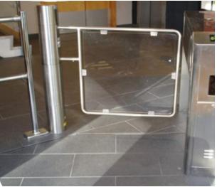 Wheelchair Access Gate