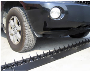 Automatic Tyre Shredder Blade