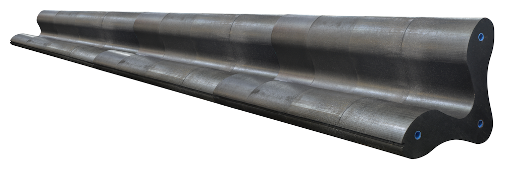 Vehicle Security Barrier - Rapid Deployable