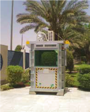 Bullet Proof Sentry Boxes