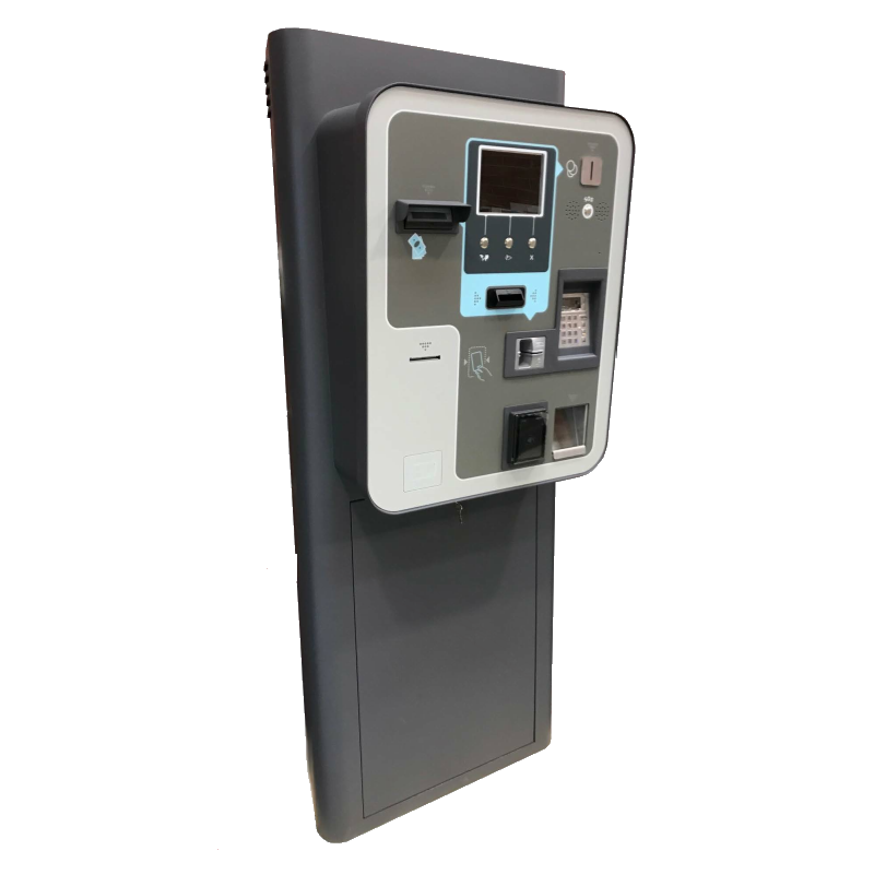 Car Park Pay Station
