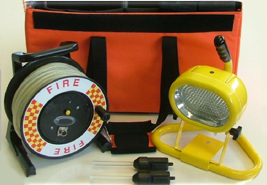 School Emergency Response Lighting Kits