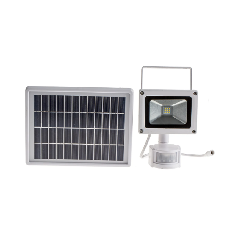 Solar Powered Security Light - 1,000Lm