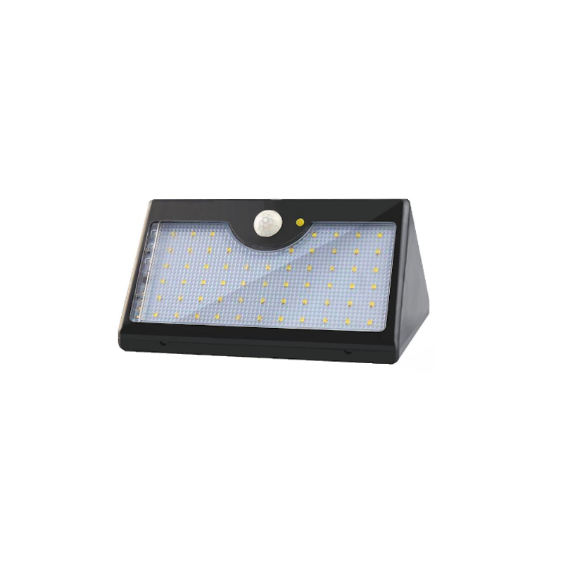 Remote Control Solar Powered Security Light