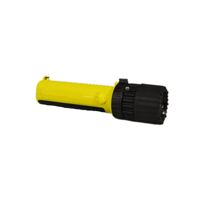 Spot & Flood Flashlight - 160Lm