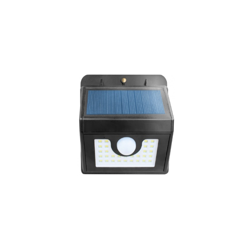 Solar Powered LED Security Light - 400Lm