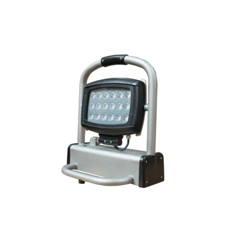 Rechargeable LED Floodlight - 4,800Lm
