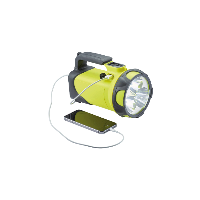 Rechargeable LED Search Light - 550Lm