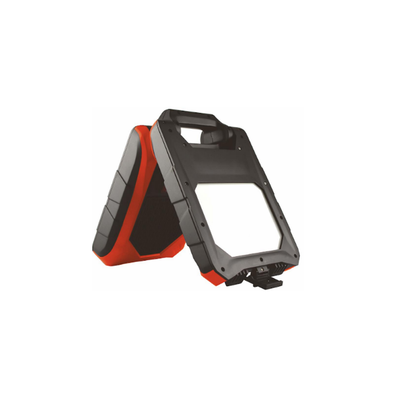 Mains Powered Folding LED Work Light - 3,000Lm