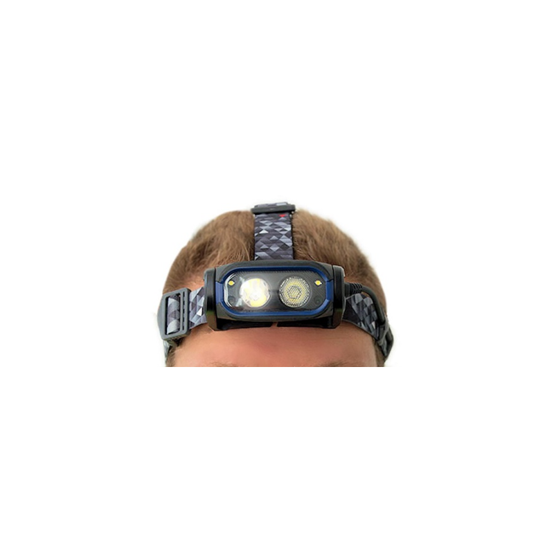 Compact Head Mounted Torch
