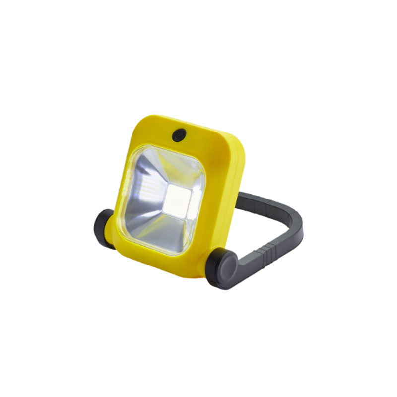 Compact Lightweight Rechargeable LED Work Light