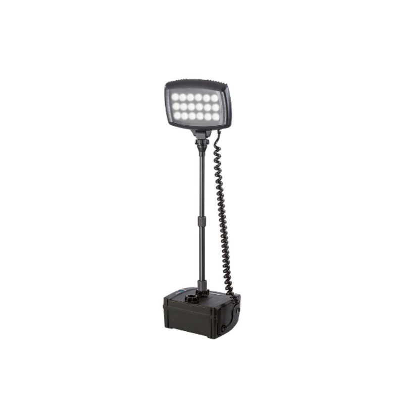 Portable Lightweight Rechargeable LED Floodlight