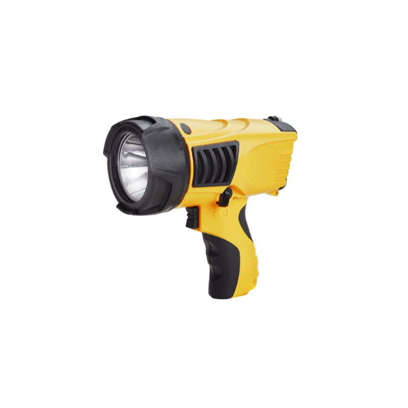 Lightweight Rechargeable LED Search Light - 1,000Lm