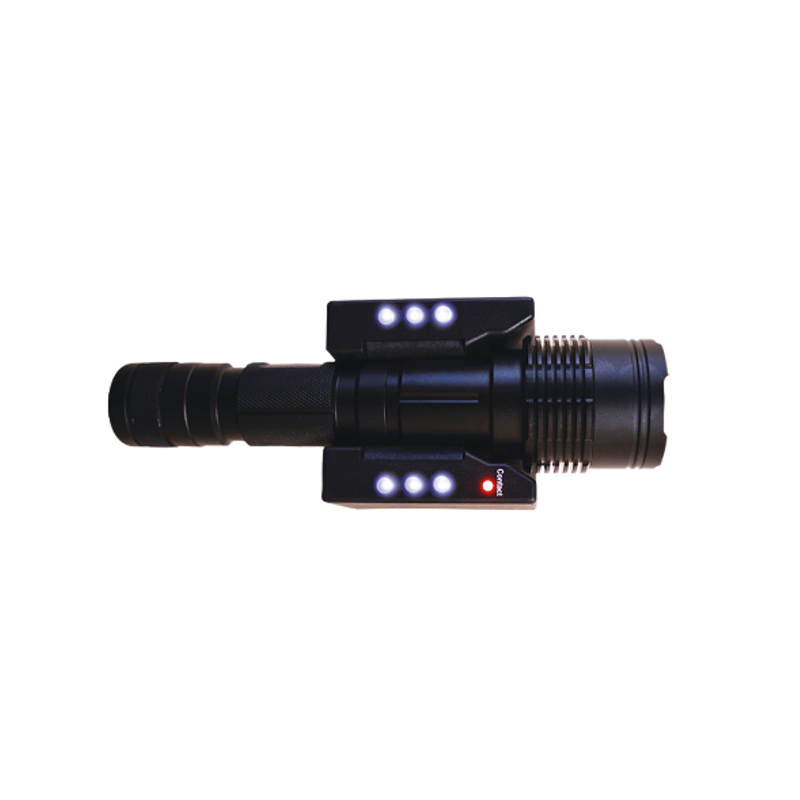 Rechargeable Flashlight - 600Lm