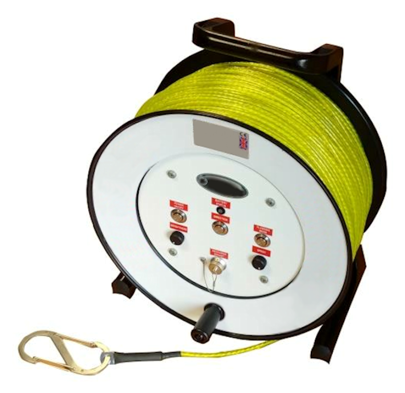 Illuminated Marking Rope Battery Backup