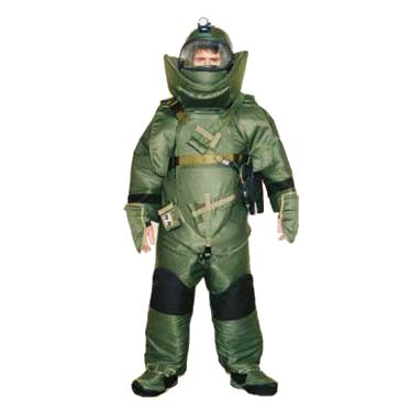 WG 5A Bomb Disposal Suit