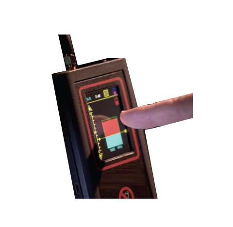 YK Mobile Phone Detector