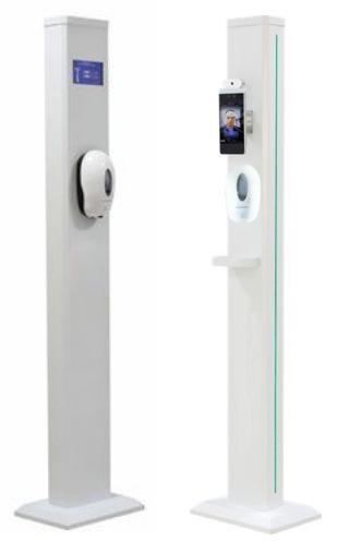 WG420 Body Temperature Detector & Sanitiser