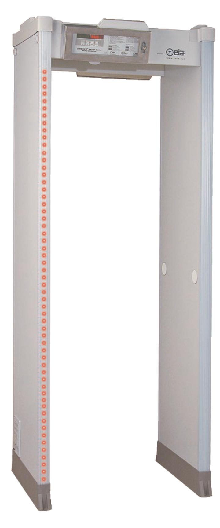 SMD601 Multi-Zone Walk Through Metal Detector
