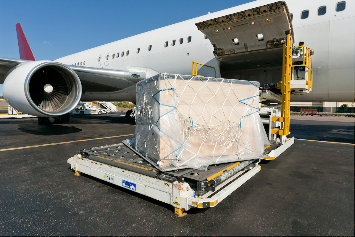 Westminster supply pallet scanner to South of England Airport